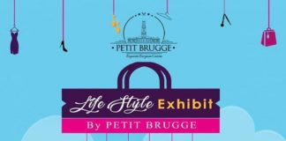 The Lifestyle Exhibit by Petit Brugge in Islamabad on February 23