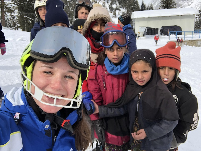 Pakistan is a country you fall in love at first sight, says Ukrainian Skier Tetyana Tikun