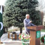 Pakistan Embassy in Bishkek celebrates Pakistan Day