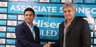 Hisense Joins Hands with PCB for Pakistan-Australia ODI Series 2019
