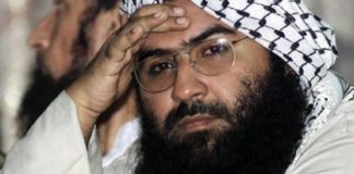 Mohammad Masood Azhar Alvi is listed as terrorist by United Nations for being associated with Al-Qaida