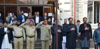 Pakistan Embassy in Tashkent celebrates Pakistan Day