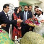 US Consul General's Multan Visit Highlights US-Pakistan Cooperation