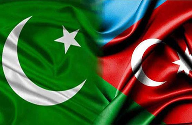 """CGSS - The Embassy of the Republic of Azerbaijan to Pakistan and the Centre for Global & Strategic Studies (CGSS) will organize a Webinar on """"Azerbaijan-Pakistan Defence Cooperation: Successes & Opportunities"""" on June 24. The Webinar will be dedicated to the 102nd anniversary of Azerbaijan armed forces. The former National Security Advisor of Pakistan Lt. General (retd) Nasser Khan Janjua will participate in the Webinar as the Guest of Honour. The event will begin at 11:00 am PST (Pakistan Standard Time) with the Opening Remarks by the Executive Director CGSS Lt. Colonel (retd) Khalid Taimur followed by the Speech of the President CGSS Major General (retd) Syed Khalid Jaffery. The Defence Attach é of Azerbaijan in Pakistan Colonel Mehman Novruzov will then address the Webinar. Afterwards, the Defence Attaché of Pakistan in Azerbaijan Colonel Nadeem Chaudhry and Azerbaijan's Ambassador to Pakistan Ali Alizada will deliver their Speeches before the final address by Lt. General (retd) Nasser Khan Janjua."""