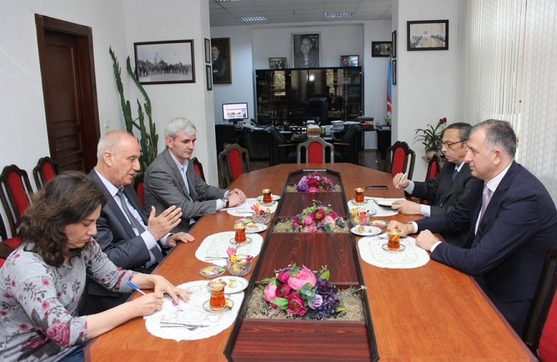 AZERTAC to expand its cooperation with Georgian media