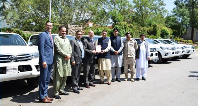 Khyber Pakhtunkhwa Combats Poppy Cultivation with US Partnership