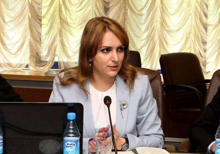 There is no relation between democracy and peace in Karabakh, says Anastasia Lavrina