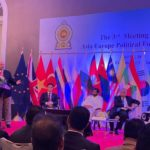 Mushahid Hussain praises New Zealand PM at Asia Europe Political Forum in Colombo