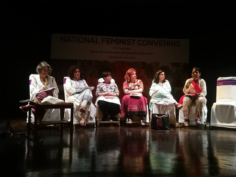 Feminists vow to make collective efforts to strengthen women's movement in Pakistan