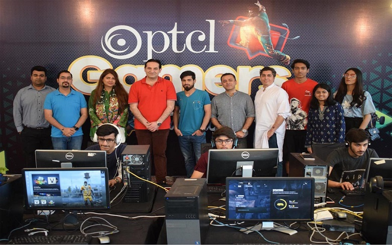 PTCL launches Gamers Hub at FACE Music Mela