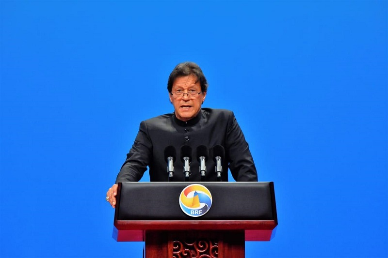Prime Minister Imran Khan's Address at Opening Ceremony of Second Belt and Road Forum in Beijing