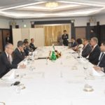 Qureshi Holds Luncheon Meeting with Japan-Pakistan Business Cooperation Committee