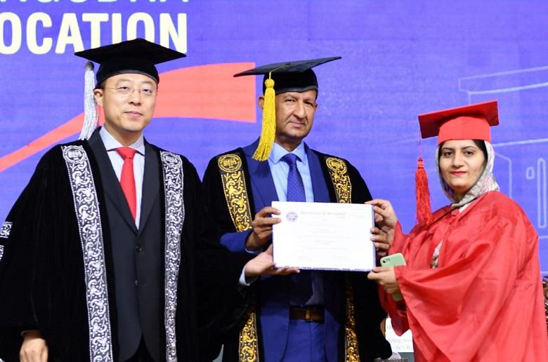 University of Sargodha Confers Degrees On 78,701 Students