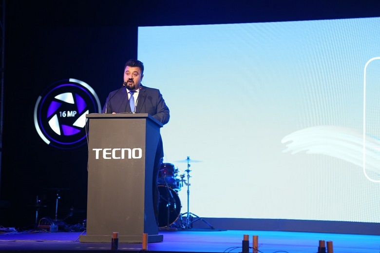 TECNO Finally Unveils Camon i4