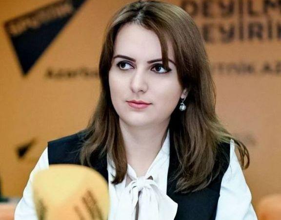 Political analyst and expert of Eurasian regions Anastasia Lavrina