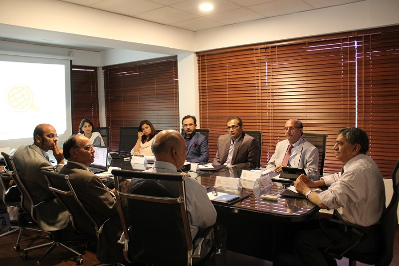 "CGSS organizes discussion on ""Pakistan; A Responsible Nuclear State"""