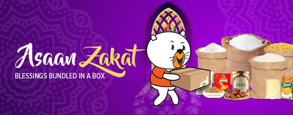 Daraz launches third year of Asaan Zakat initiative - a one-stop charity solution
