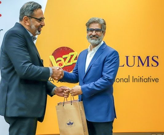 DisruptEd: Ideas that matter – LUMS and Jazz Join Hands for National Initiative