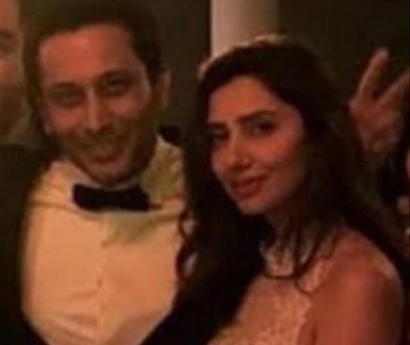 Mahira Khan gets engaged with entrepreneur Salim Karim