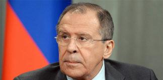 Russian Foreign Minister Sergei Lavrov in Uzbekistan