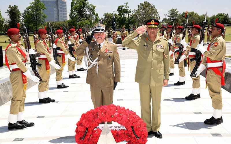 Polish Armed Forces Commander hails Pakistan army's professionalism