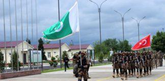 "Uzbekistan-Turkey-Pakistan Joint Military Exercise ""Commonwealth Shield - 2019"" ends"