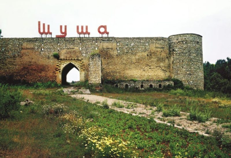 Azerbaijanis today are observing 27th anniversary of illegal occupation of Shusha (Шуша) by Armenia.