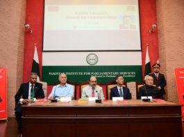 Pakistan rejects any trade war or new cold war with China, says Senator Mushahid Hussain