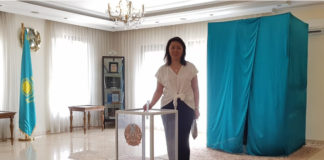 Polling continues for Presidential Election in Kazakhstan