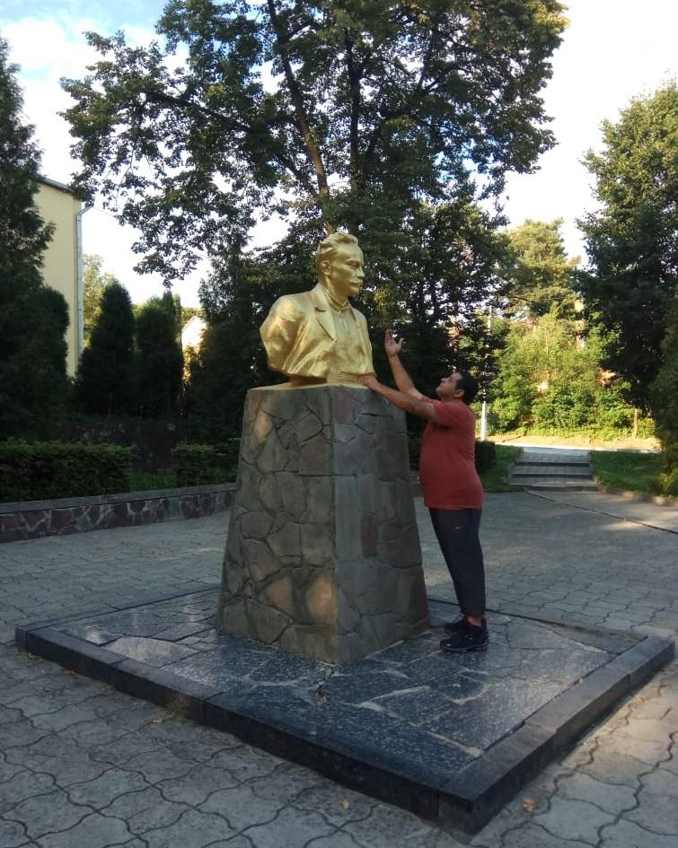 Ivan Yakovych Franko Іван Якович Франко