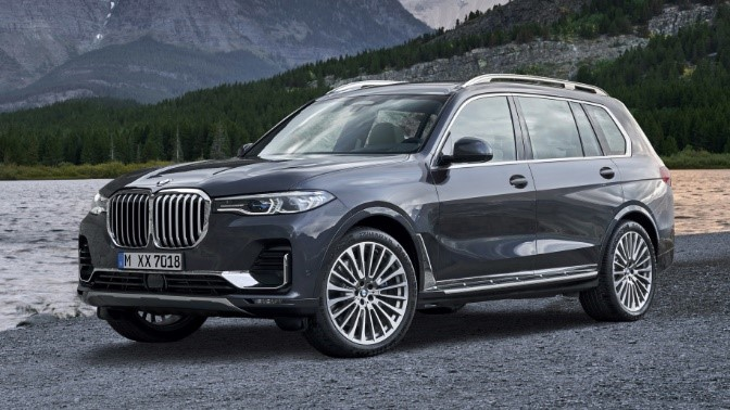 New BMW X7 2019 launched in Pakistan