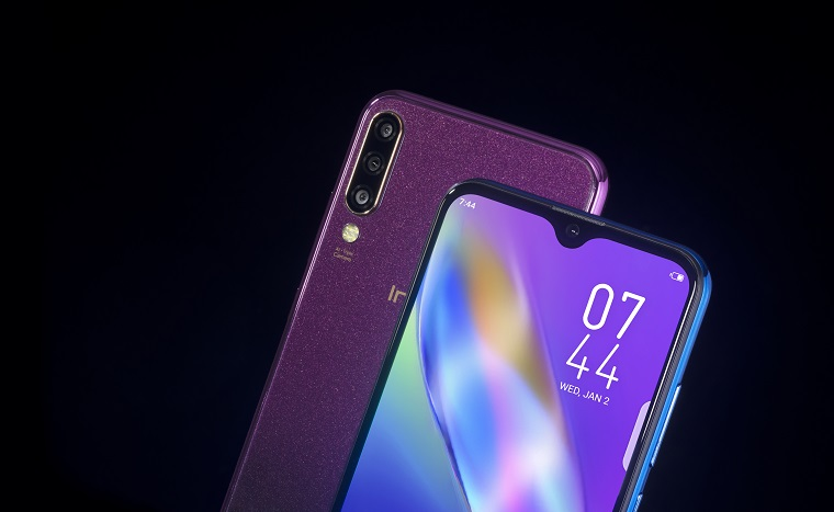 The Infinite Selfie Experience with Infinix S4
