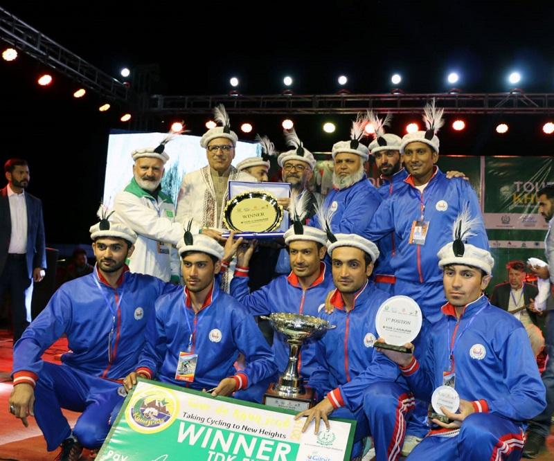 2nd Edition of Tour de Khunjerab 2019 ends