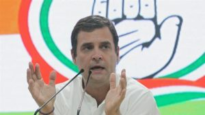 Rahul Gandhi resigns as Congress President; stresses accountability within the party