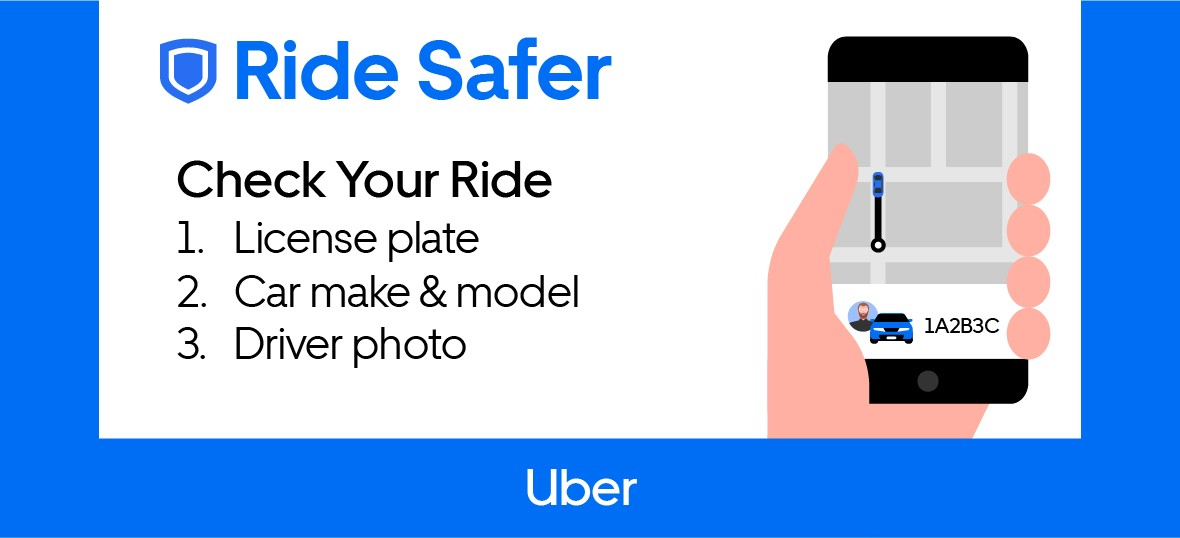 Uber launches Check Your Ride reminder across the region