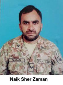 5 Pakistan Army Solders martyred in blast in AJK's Barnala area: ISPR