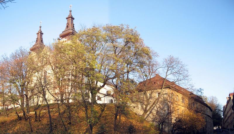 Carmelite Convent was established in Lviv by Jakub Sobieski. Jakub Sobieski