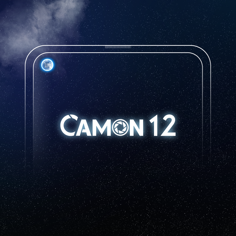 Camon 12 Air - A new addition to TECNO Camon Series expected to arrive soon