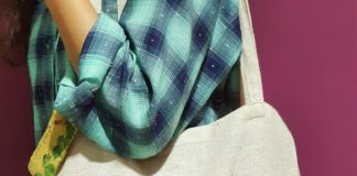 Sapphire introduces reusable canvas bags made from 100% fabric waste