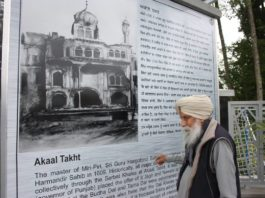 A Fire Under Ashes--- Khalistan Movement