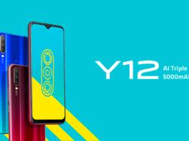 Vivo Y12 - a Budget Smartphone with 5000mAh Bigger Battery & AI Triple Cameras