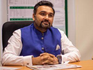 PM's Focal Person on Polio Eradication Babar Bin Atta resigns