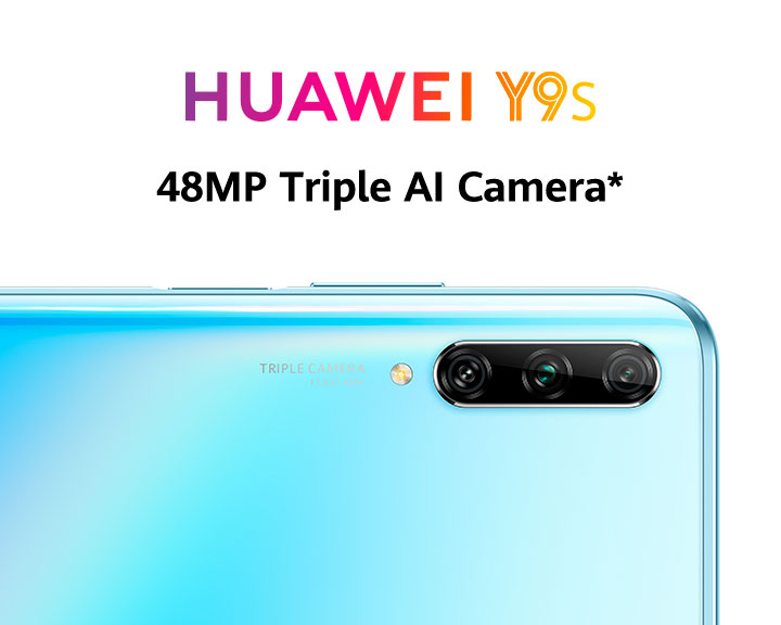 Image result for Y9s 48Mp camera