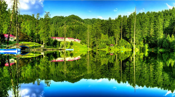 tourist attractions of Azad Kashmir