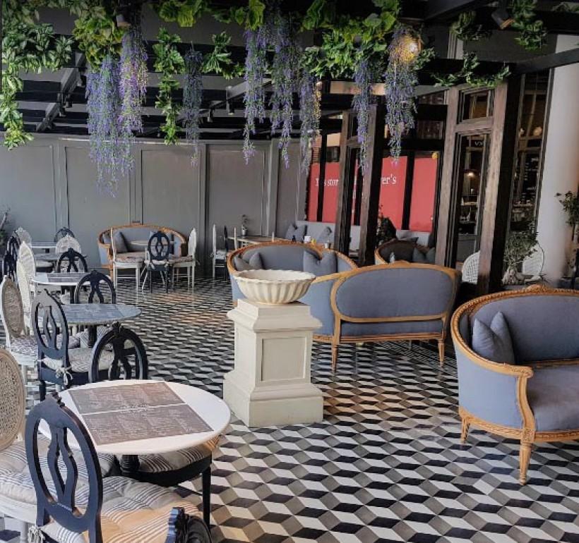 top 10 restaurants Lahore - pantry