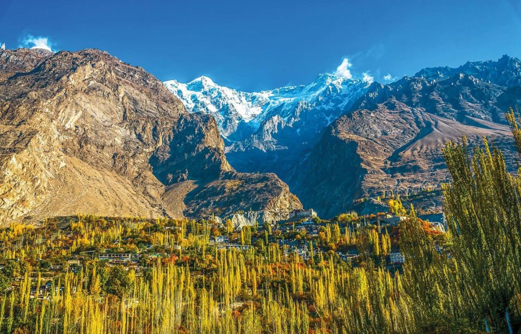 Karimabad - top 10 places to visit in Hunza