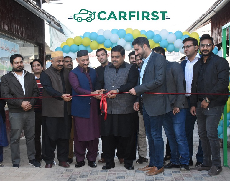 CarFirst expands its operations to Faisalabad