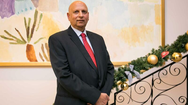 """""""No nation has sacrificed more than Pakistan against terrorism"""", says Chaudhry Sarwar in interview with Portuguese media"""