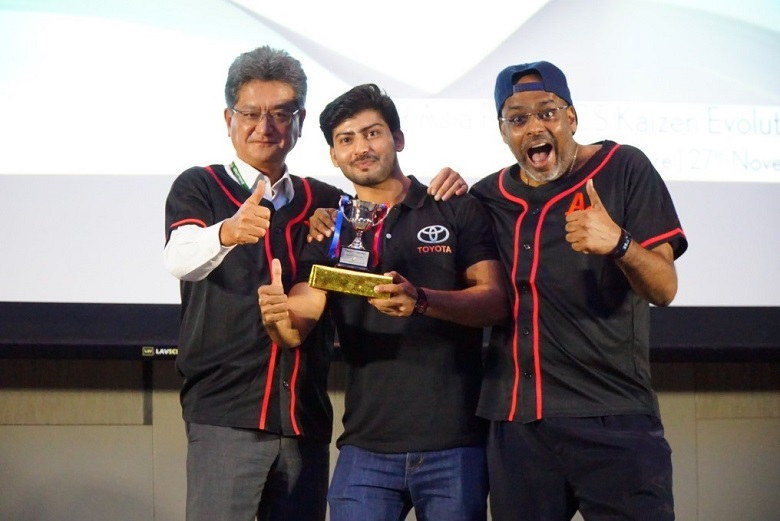 IMC Wins Toyota Commendable Kaizen Award