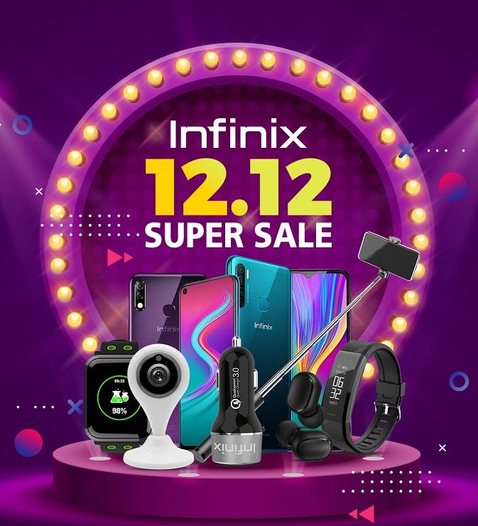 Infinix Grand Sale to start on December 12
